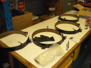 Brake Bands Ready to Fit